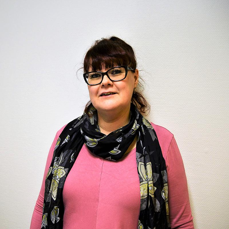 Henkilökuva Kirsi Leskelä